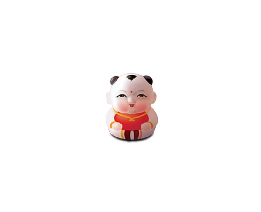 中国风瓷娃娃图标