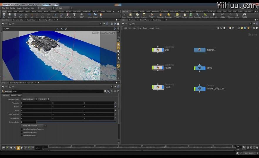 课时11:修饰Foam结算数据及Flip场景内存整体优化