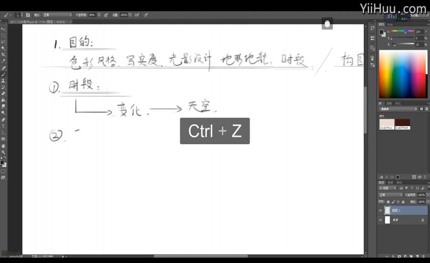 课时5:关于构图的介绍