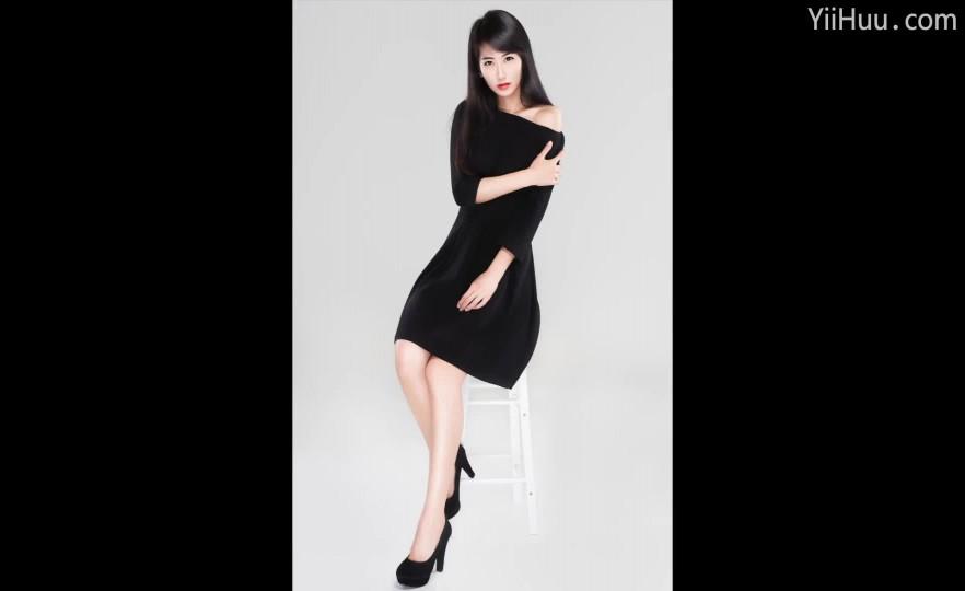 课时30:时尚小黑裙美女后期01