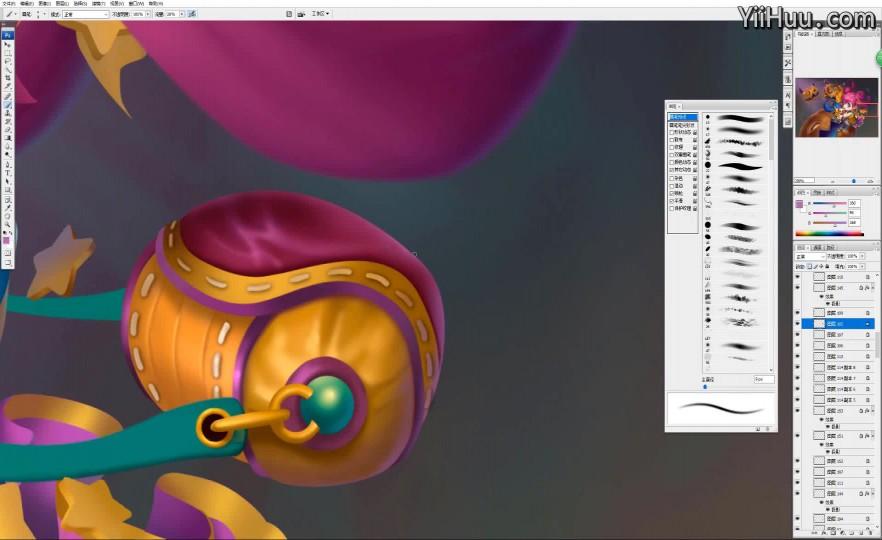 课时19:课程空间环境光影与颜色的运用-2