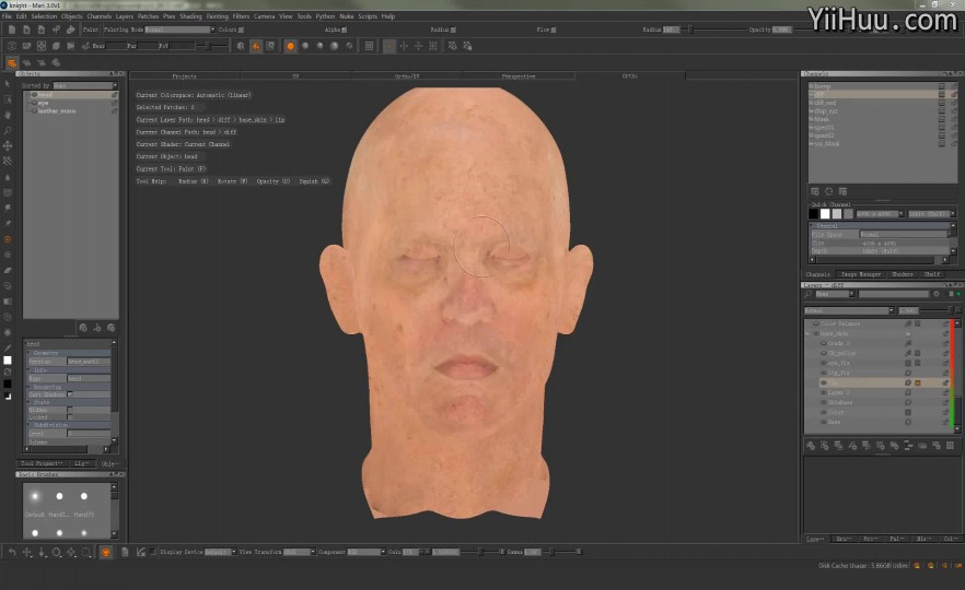 Section27:Advanced Skin Texturing