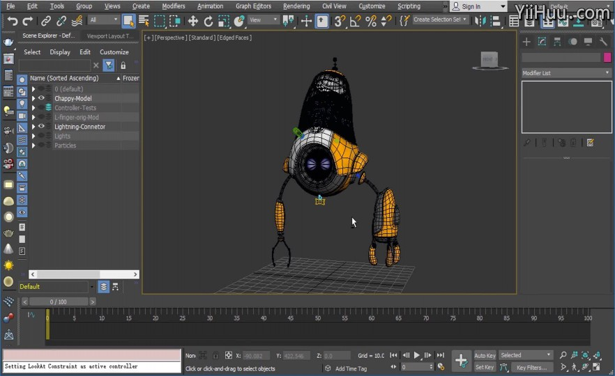 课时1:动画绑定开篇