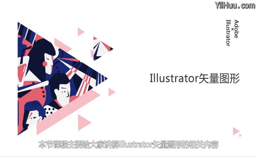 课时17:Illustrator矢量图形跟像素(位)图的区别