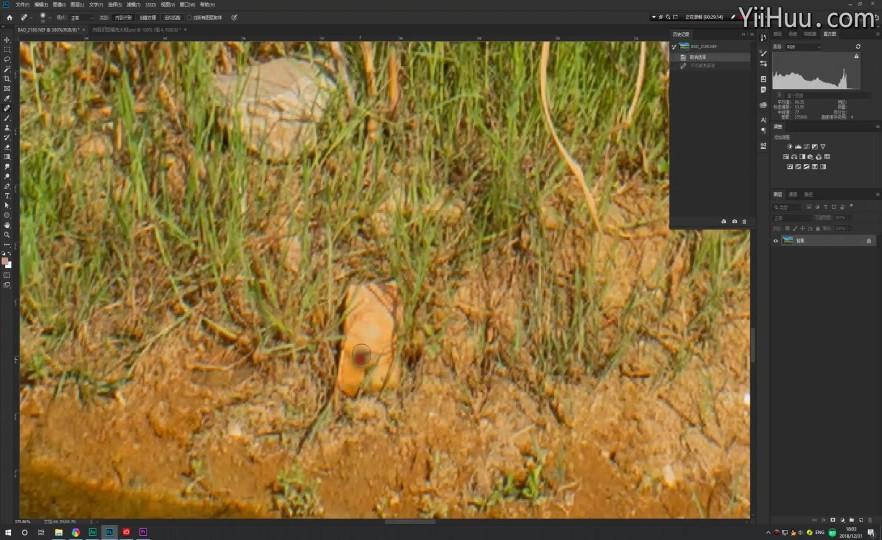 33.3 图像修复—内容识别填充