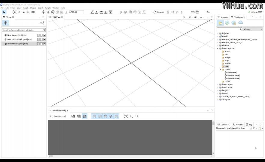 课时6:规则文件创建与基本操作
