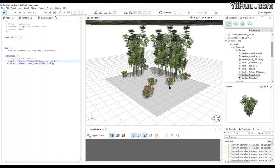 课时26:【彩蛋】外部模型挂载与绿化景观制作