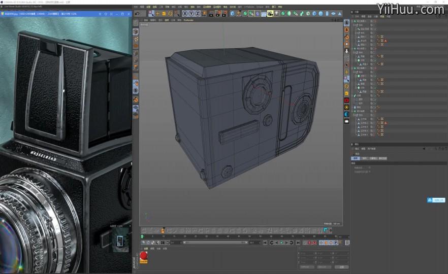 课时7:相机顶部建模(1)
