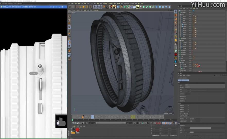 课时11:镜头主体建模(3)