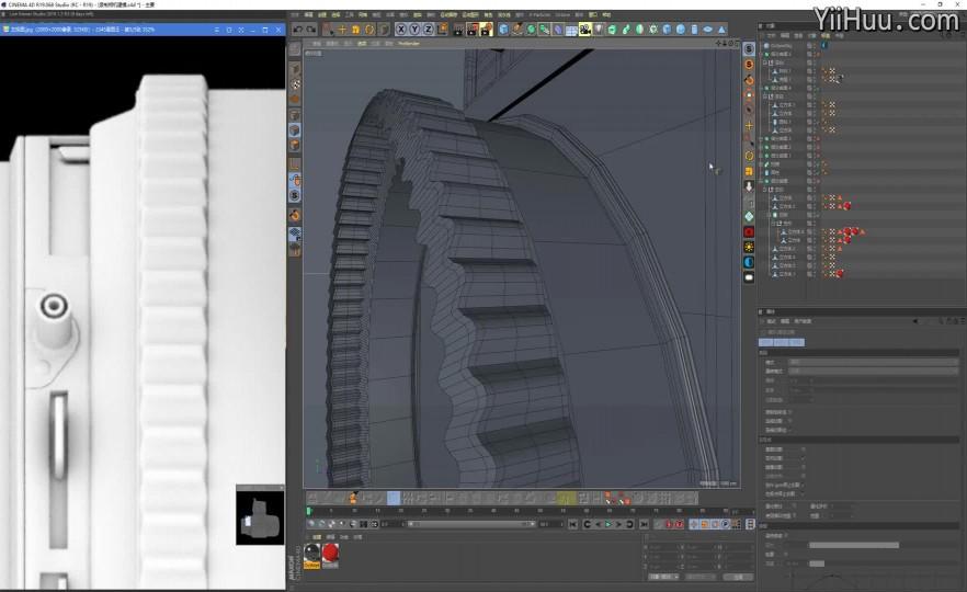 课时10:镜头主体建模(2)