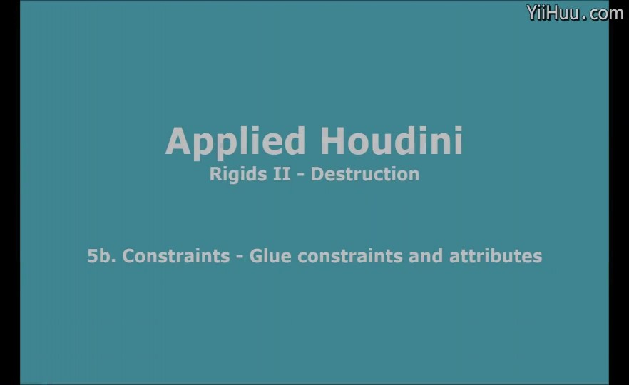 5b. 限制-Glue限制与属性