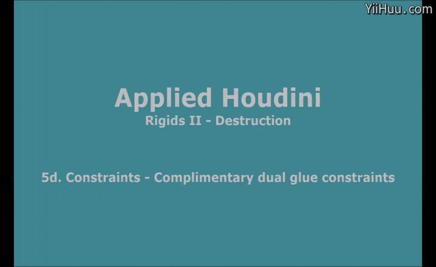 5d. 限制-双重glue限制