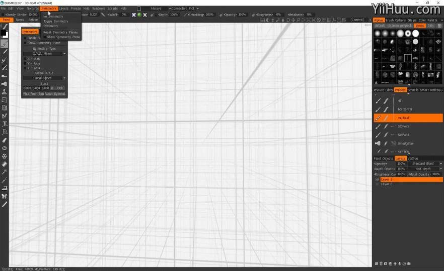 课时23:镜像对称 X轴