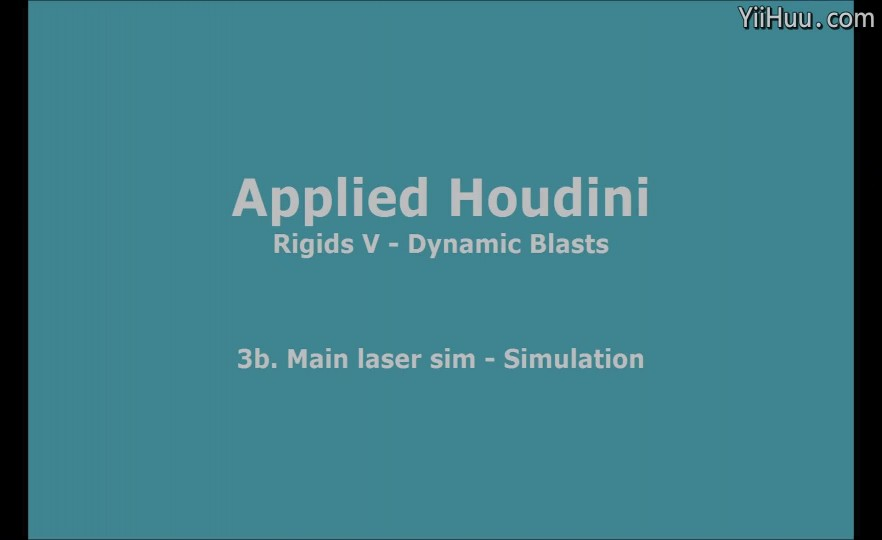 3b.主激光模拟 模拟