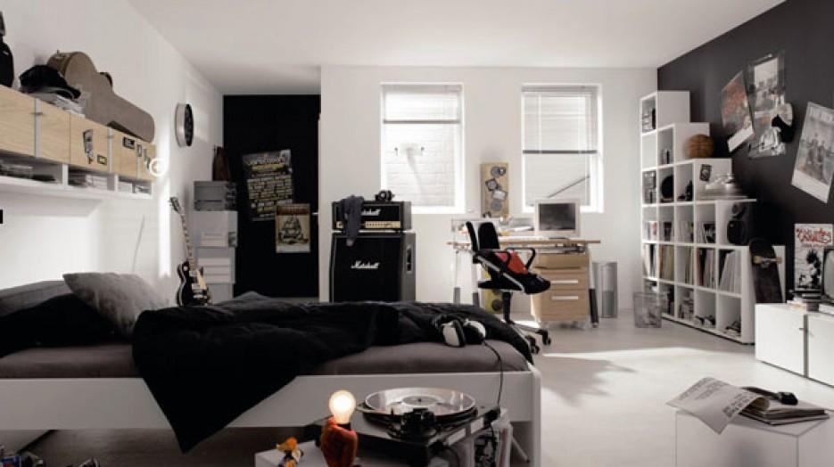 翼狐 创意首页 国外男生房间装修设计 国外男生房间装修设计 (2)图片