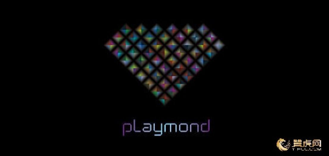 三角形元素标志设计 1