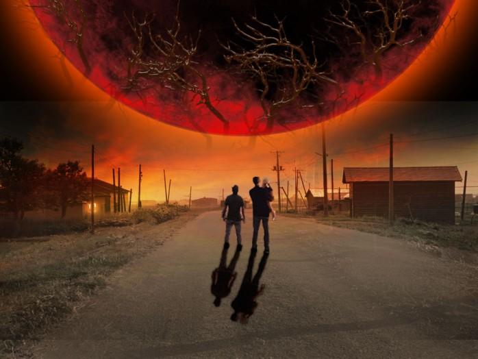 世界末日海报