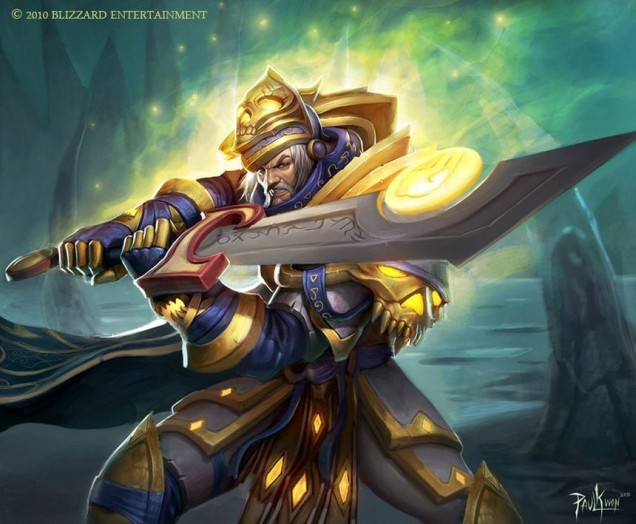paul-hyun-woo-kwon-老年的无极剑圣