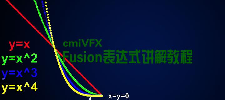 Fusion表达式讲解教程