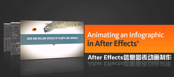 After Effects信息图表动画制作(Digital Tutors出品)