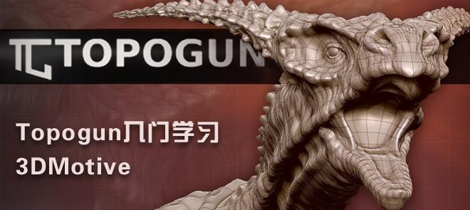 Topogun入门学习教程