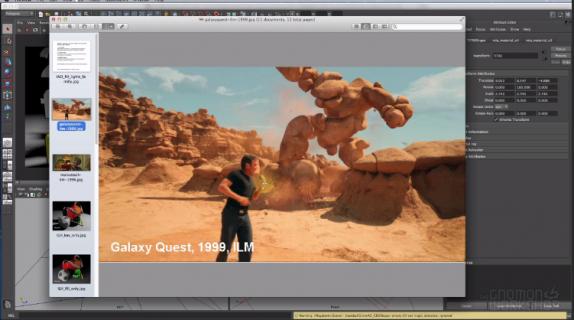 Maya中mentalray灯光渲染终极训练视频教程