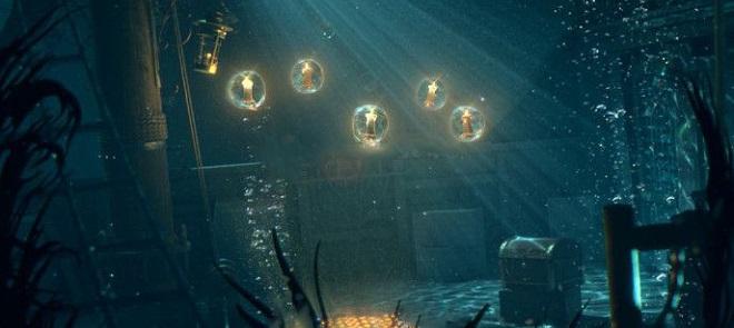 Maya影视级水下照明技术