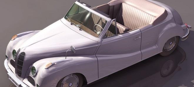 3ds Max建模高性能车
