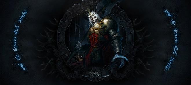 男性角色概念设计-黑暗将军