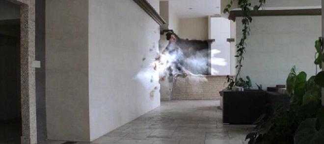 AE能量跳跃攻击科幻特效