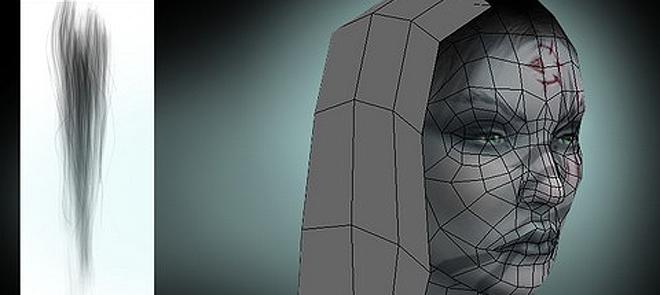 Maya渲染节点参考手册3D纹理