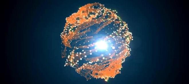 AE酷炫粒子与线条系列