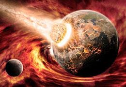 AK系列第72 73期Meteor Crash 3D陨石碰撞