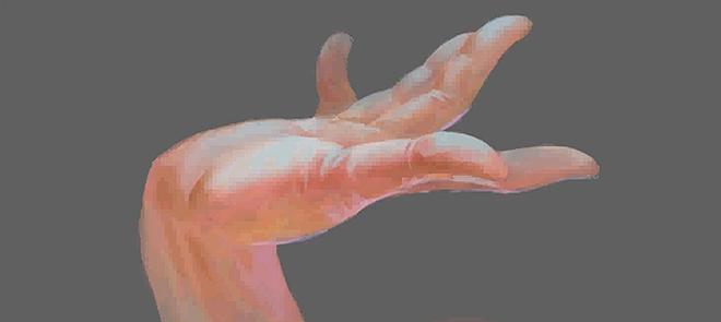 PS绘画形体的塑造