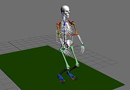 3dmax之机械角色动画教程