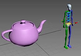 3dmax2016机械角色动画教程