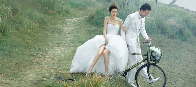Photoshop婚纱与写真实用技术学习