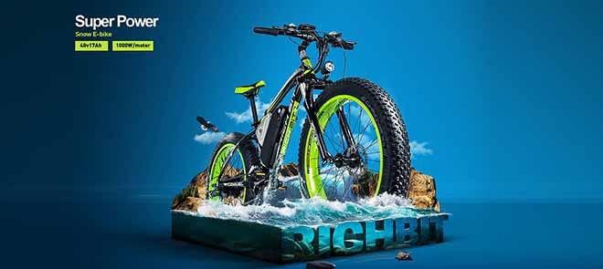 电动自行车合成海报《在水中骑乐无穷》从建模渲染到后期合成的详细解析