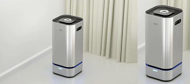 Rhino+C4D 电商产品《AIRBOT空气净化机器人》实战案例