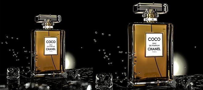 C4D 高檔香水渲染《迪奧香水》特殊材質創建【新手方向】