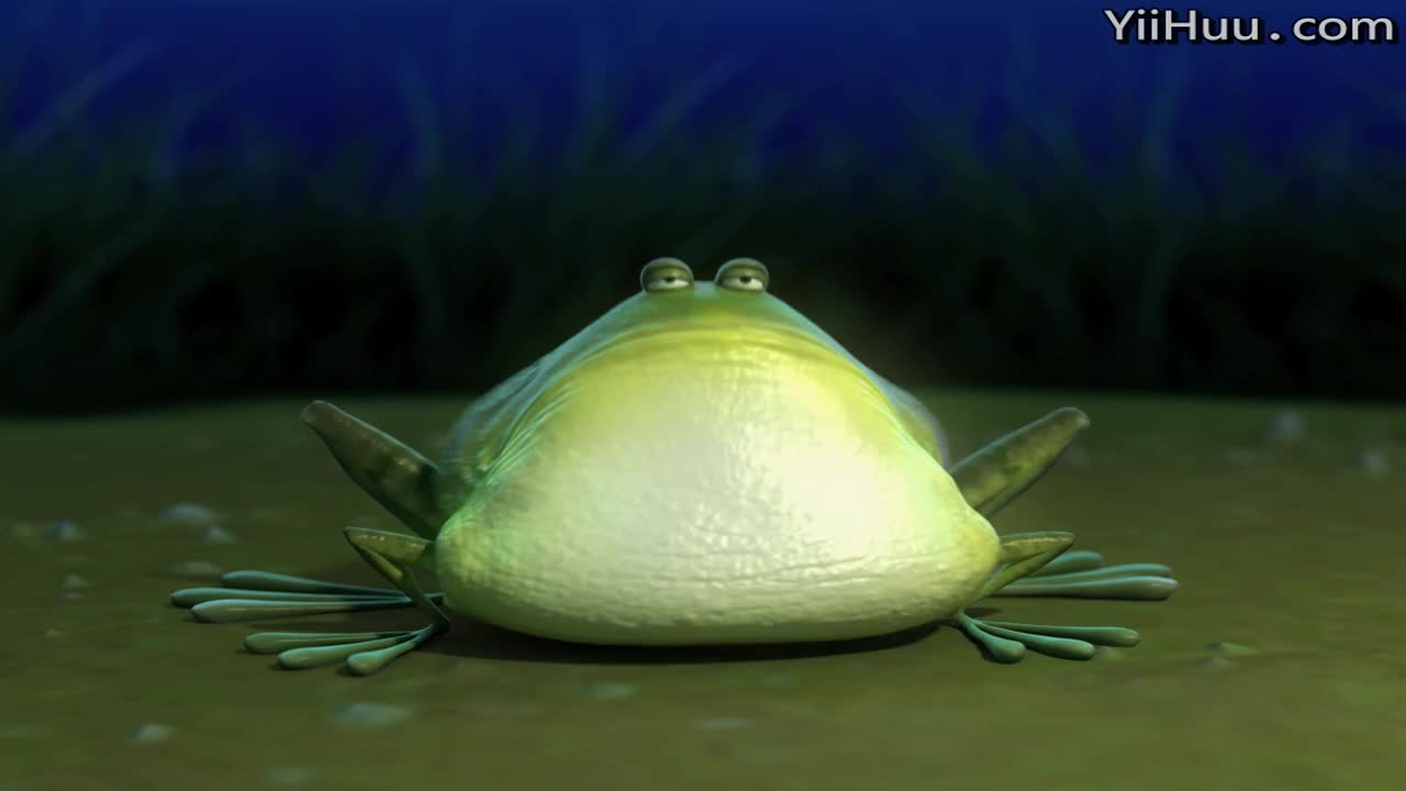"TheBrightestFrog""精明""的青蛙"